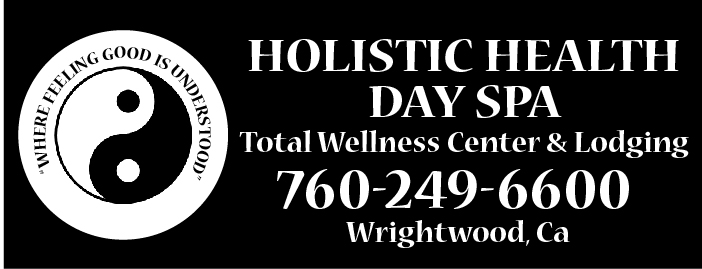 Holistic Health Day Spa Wrightwood CA